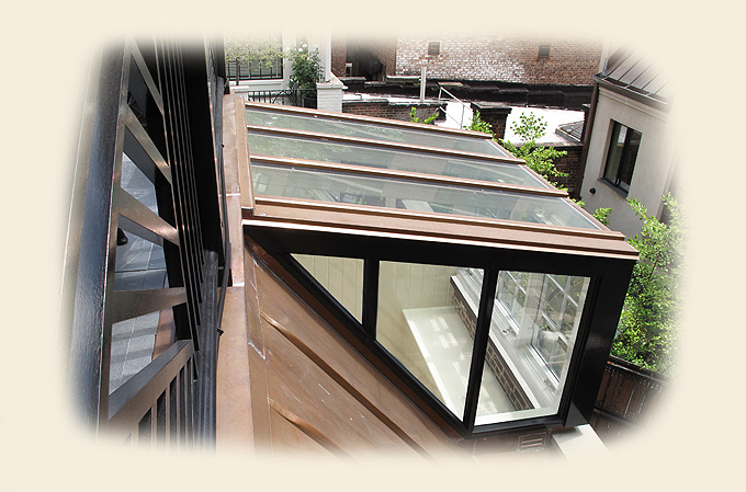 Glass Roof Dormers By Renaissance Conservatories