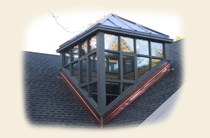Glass Roof Cupolas And Dormers By Renaissance