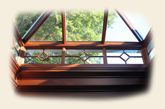 Wood Interior Skylights Glass Cupolas And Roof Lanterns By