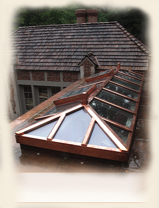 Hipped Skylight Manufacturer Renaissance Conservatories
