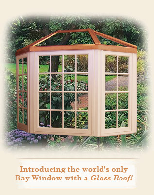 Garden window manufactured advanced building products inc Garden window home depot