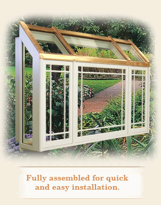 Box bay windows quotes Garden window home depot